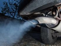 Diesel-Abgase