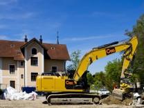 Kirchseeon Baustelle Kita Gartenstrasse