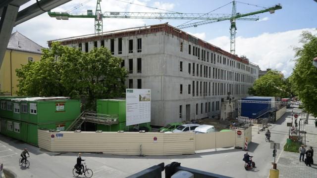 Heise) - Stabsstelle interdisiplinäre Datenbanken (S. Villain) LMU - Inst. f