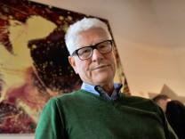 Berg: Bora Haus Kunstwerk des Monats von Bernd Zimmer