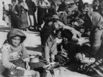 Armenische Flüchtlinge in Syrien