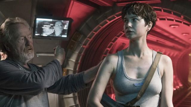 Kino Alien-Regisseur Ridley Scott