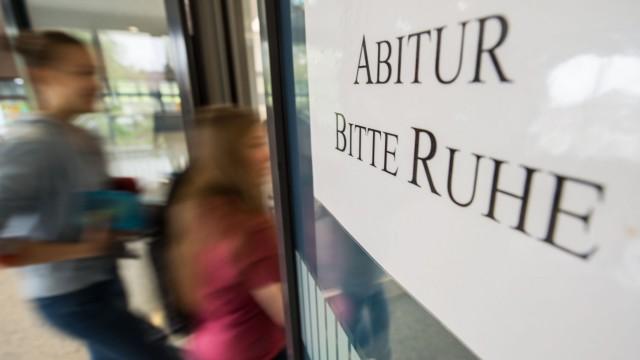 Schriftliche Abiturprüfung in Deutschland - Stuttgart