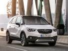 Opel Crossland Front Fahrbild
