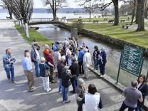 Dießen Bürgerinformationstag Seeanlagen