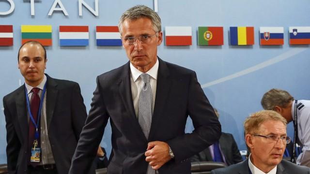 NATO ambassadors to discuss Turkey terrorist attacks, airstrikes