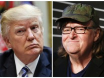 Michael Moore-Trump Film