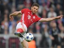 12 04 2017 Fussball UEFA Champions League Saison 2016 2017 Viertelfinale FC Bayern Muenchen; Alonso