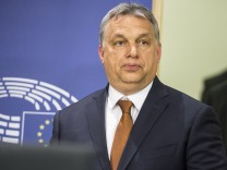 Viktor Orban in Brüssel
