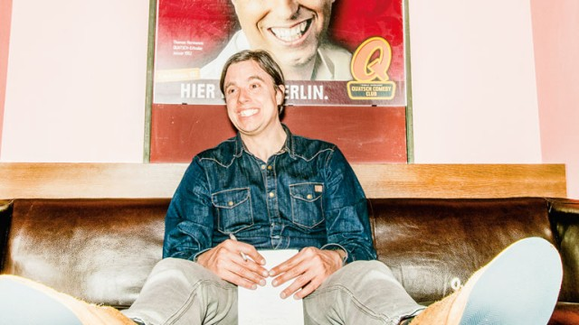Comedy Selbstversuch als Comedian