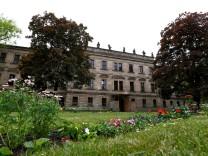 University of Erlangen Nuremberg, 'Friedrich-Alexander-Universitaet' is pictured in Erlangen