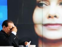 Berlusconi Ehefrau