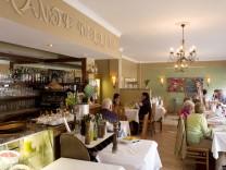 Germering: KOSTPROBE Restaurant Villini