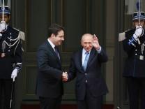 Neue Regierung in Frankreich - Gerard Collomb