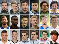 Confed Cup - Aufgebot deutsche Nationalmannschaft