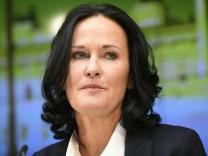 Österreichs Grünen-Chefin zurück
