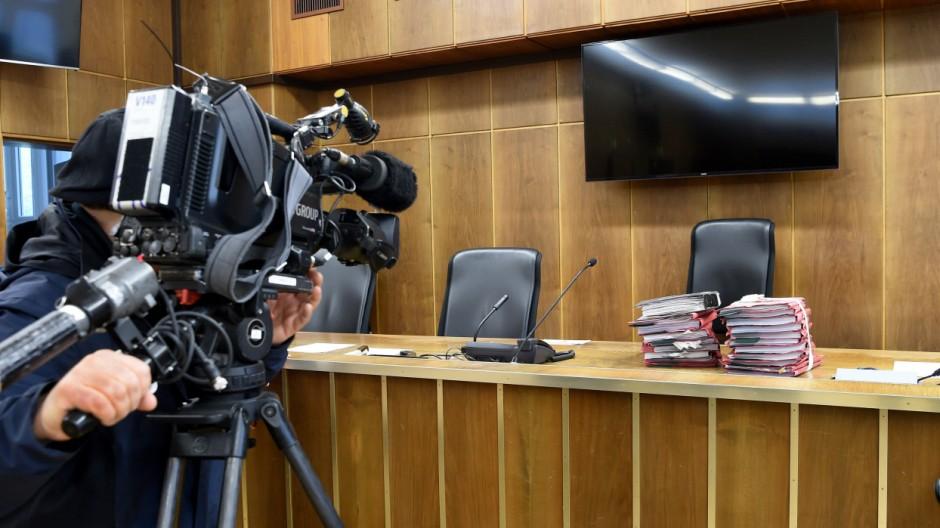 Prozessbeginn gegen Saleh S.