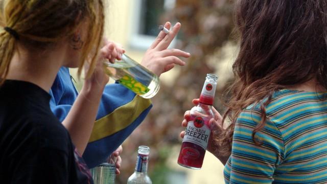 Alkoholexzesse unter Kindern und Jugendlichen im Land sind Ausnahme
