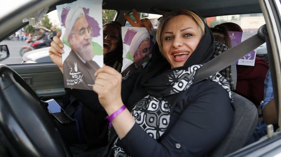 Präsidentschaftswahl in Iran Iran