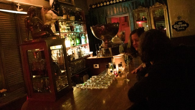 Bar du Port in Neuhausen, Albrechtstraße 32