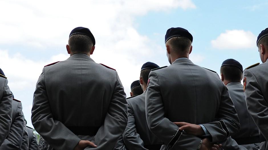 Festakt 40 Jahre Bundeswehr-Uni Neubiberg