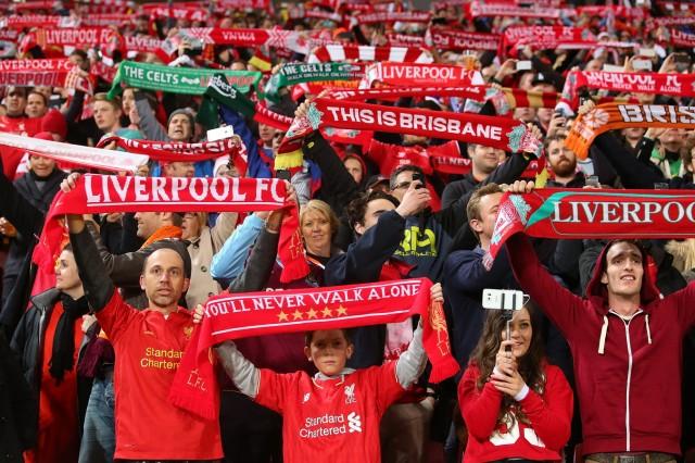 Brisbane Roar v Liverpool FC