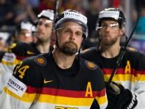 Eishockey-WM: Kanada - Deutschland