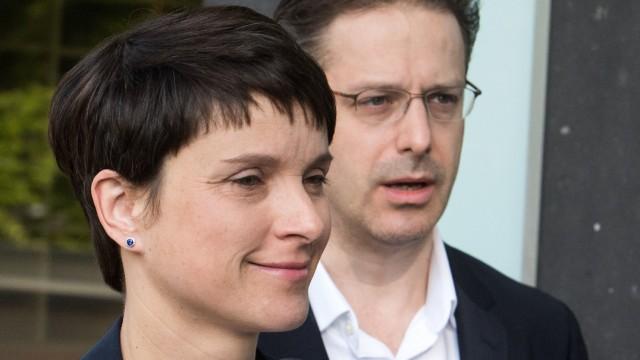 Frauke Petry und Marcus Pretzell