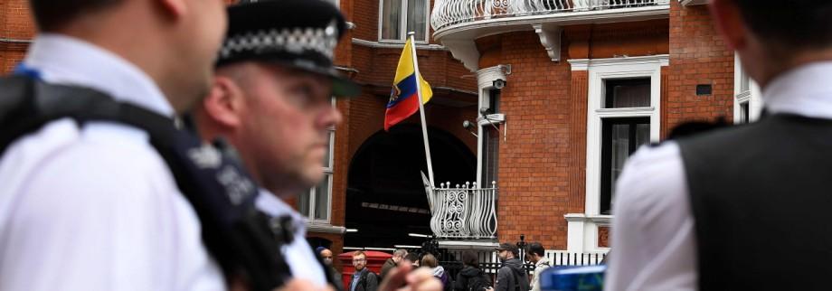 Julian Assange Vergewaltigungsvorwürfe