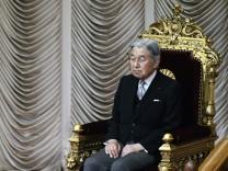 Japans Kaiser Akihito