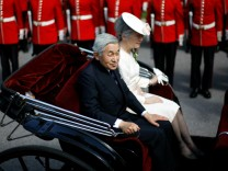 FROM THE FILES - EMPEROR AKIHITO
