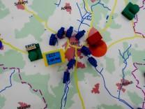Energiewende Landkreis Ebersberg - Modellkarte