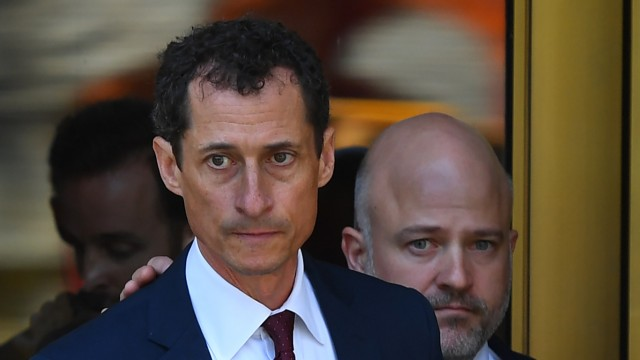 Anthony Weiner Anthony Weiner und Sexting-Prozess