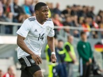 U20 Switzerland v U20 Germany - International Friendly; U20 Deutschland, Frederic Ananou