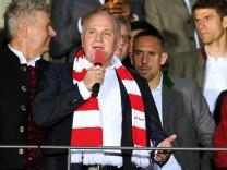 Meisterfeier FC Bayern