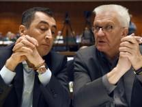 Özdemir und Kretschmann