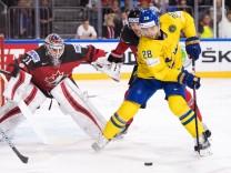 Eishockey WM: Kanada - Schweden