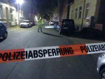 Polizei - Spurensicherung
