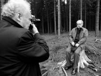 Moses fotografiert Wehner