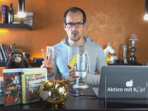 Youtube: Aktien kaufen Schritt für Schritt erklärt - Take2 4.500€ Live Aktienkauf