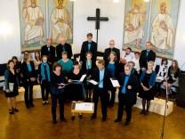 Kammerchor a capella in Auferstehungskirche