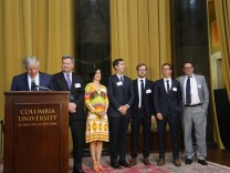 Obermay/iers bei den Pulitzern
