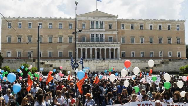Schuldenkrise in Griechenland Schuldenkrise