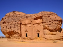 Mada'in Saleh (Saudi-Arabien)