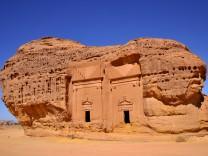 Mada'in Saleh(Saudi-Arabien)