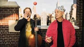 Bill Murray Bill Murray und Jan Vogler