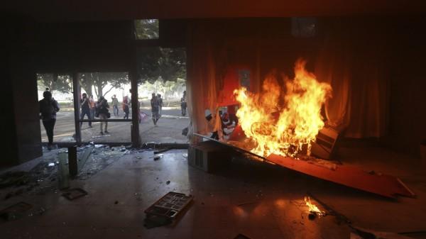 Proteste In Brasilien Aktuelle Themen Nachrichten Süddeutschede