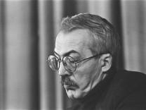 Russian writer Andrey Bitov May 25 1990 PhotoagencyxInterpress PUBLICATIONxINxGERxSUIxAUTxHUNxONL