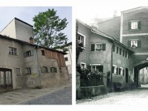 Viechtach Häuser Kombi für Ipad