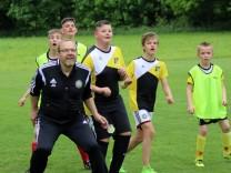 Sturmkicker Niederroth Talentiade 2017 Inklusion Fußball